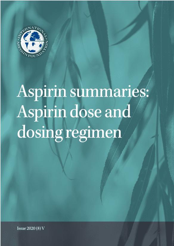 Aspirinsummariesissue2020(8)v