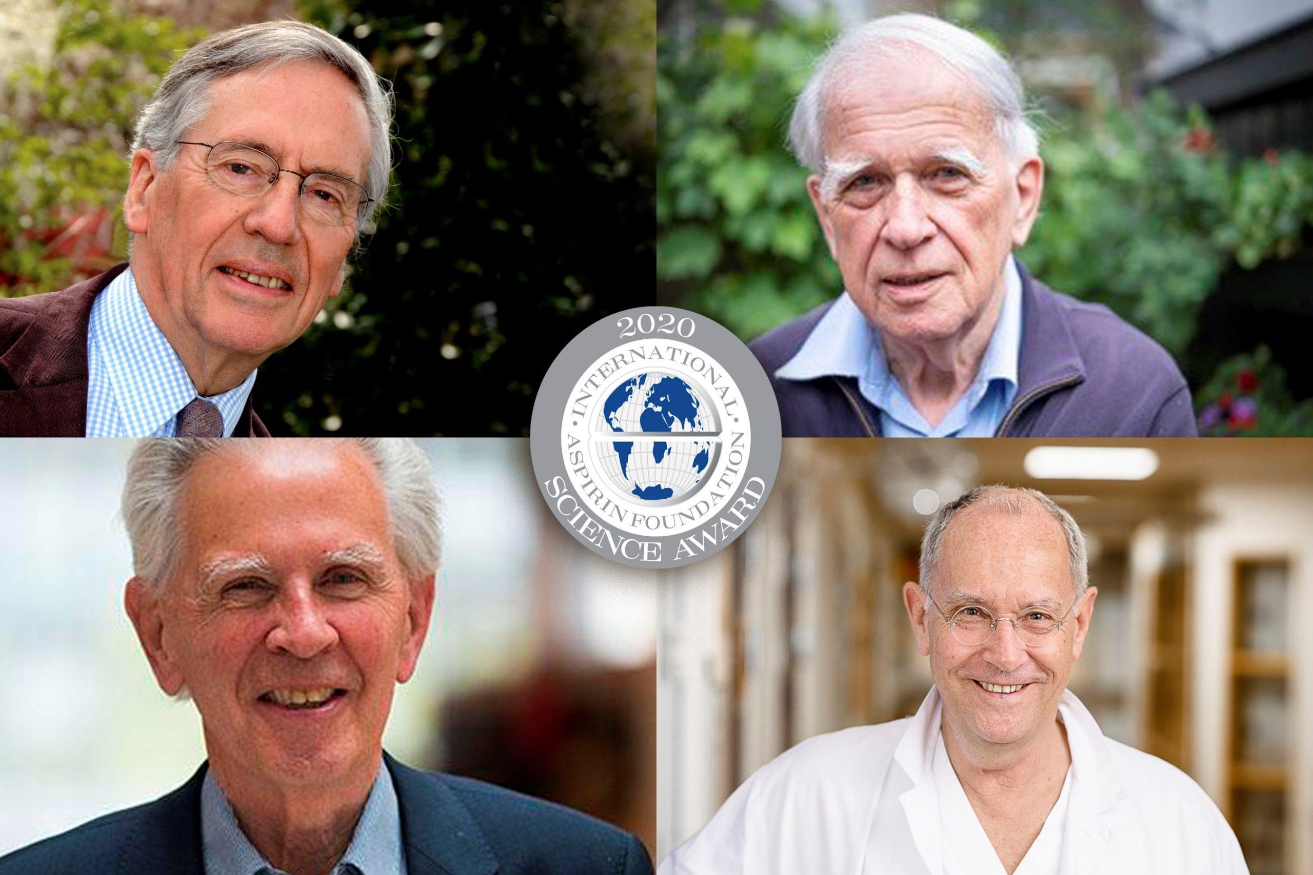 Iaf Senior Science Award Winners 2020