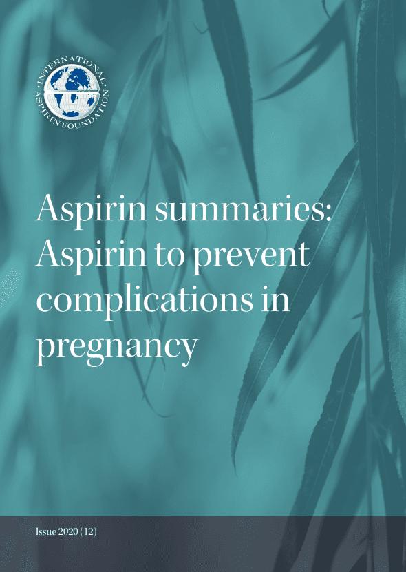 Aspirin Summaries Cover