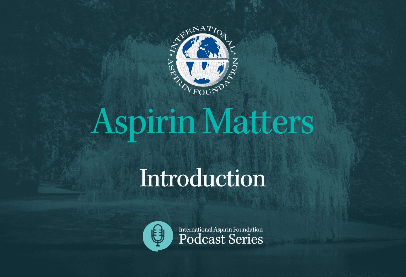 Aspirin Matter Podcasts 110221 Page 1